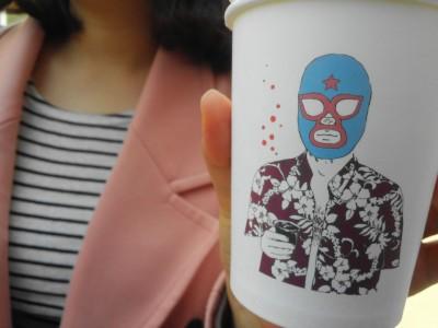 Coffee Libre Hongdae Seoul Coffee Cup