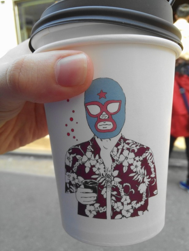 Coffee Libre Hongdae Seoul Cup