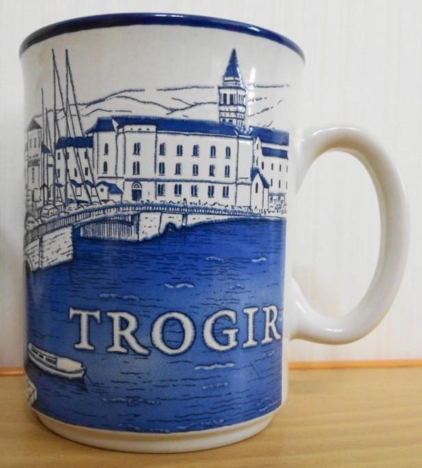 Croatian Diaso Mug Korea - Trogir