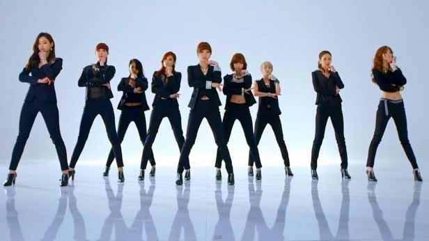 Nine Muses Wild Group