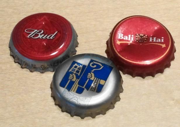 B-Turn Self Beer Bar - Bottle Caps