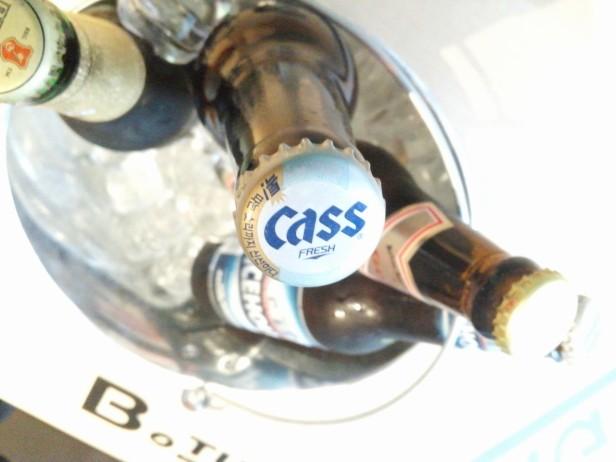 B-Turn Self Beer Bar - Cass