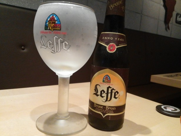B-Turn Self Beer Bar - Leffe