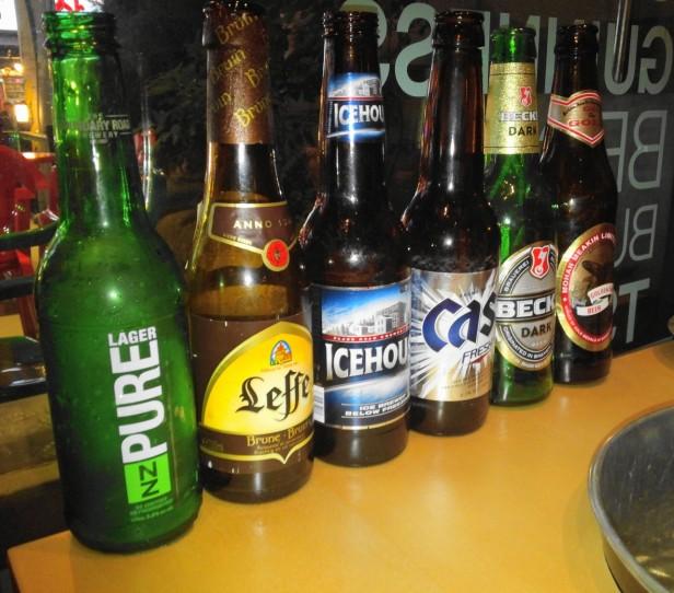 B-Turn Self Beer Bar - World Beers