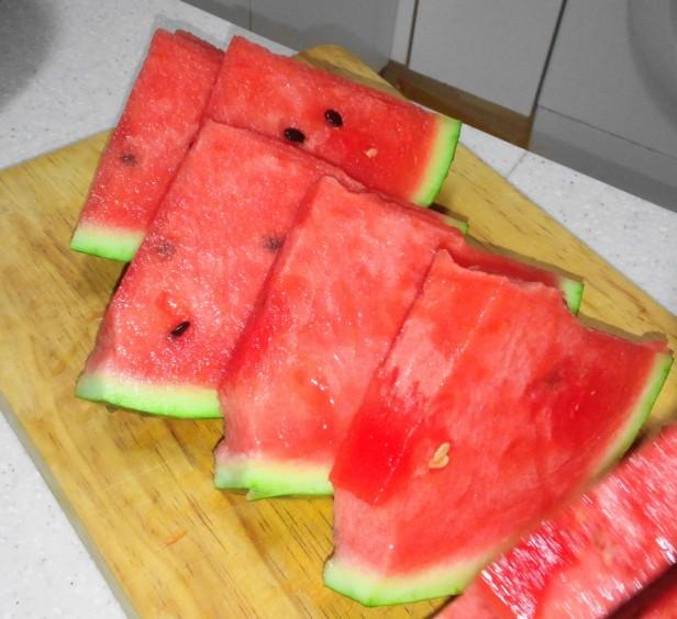 Korean Watermelon Sliced 3