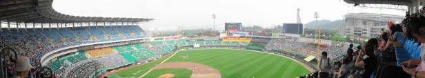 Panoramic Munhak Baseball Stadium - Incheon SK Wyverns 1