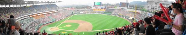 Panoramic Munhak Baseball Stadium - Incheon SK Wyverns 3