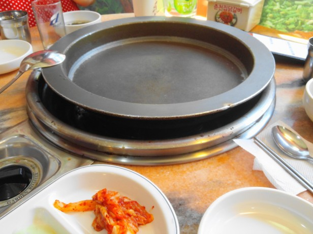 Sinchon Tak Galbi - Hot Place