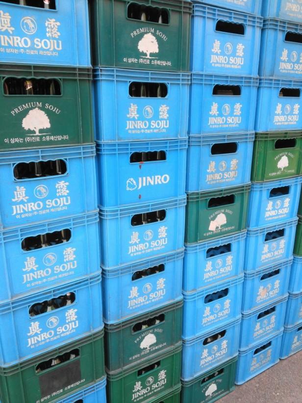 Soju Crates Seoul