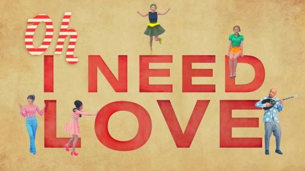 Sunny Hill Darling of all hearts Cartoon Oh I Need Love