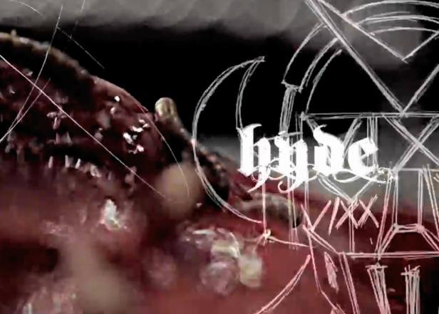 Vixx Hyde KPOP Banner