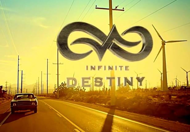 Infinite Destiny - Banner KPOP