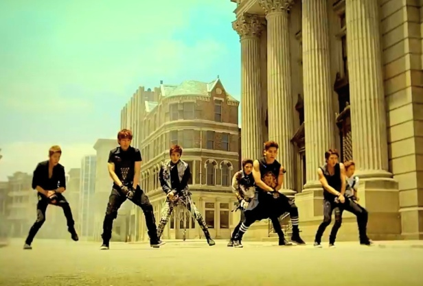 Infinite Destiny - Group KPOP 2