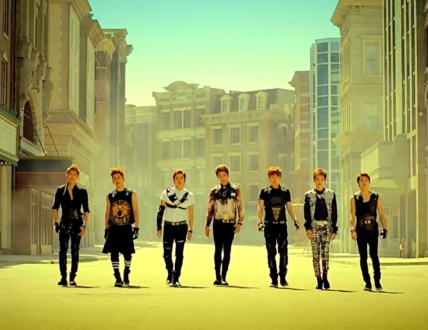 Infinite Destiny - Group KPOP