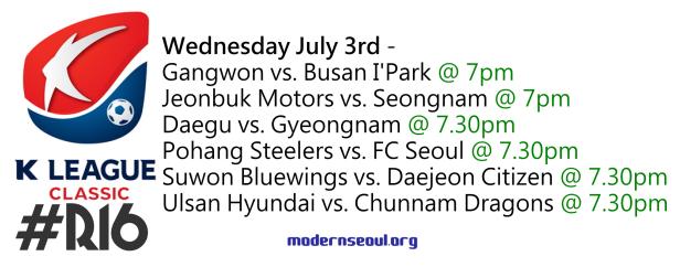 K League Classic 2013 Round 16