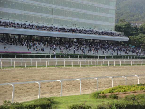 Seoul Racecourse Main Stand