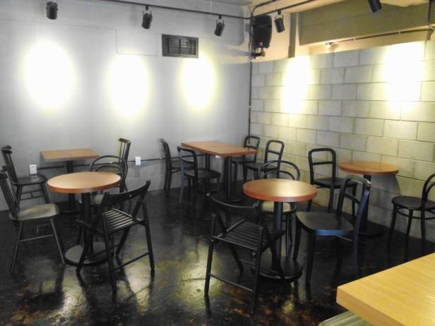 Zombie Coffee Hongdae Seoul - inside 1