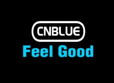 CNBlue Feel Good - Banner