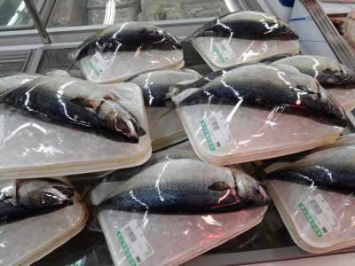Full Fish at a local Supermarket