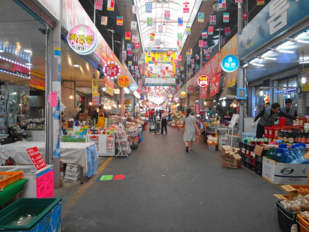 Gyesan Market, Incheon - Inside 2