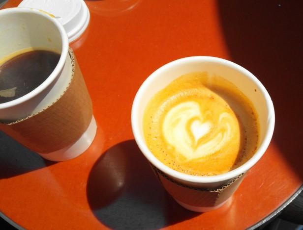 Ikovox Coffee Itaewon Seoul - Coffee