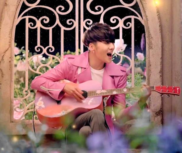 Kang Seung Yoon Stealer - Guitar