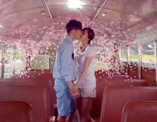 Kang Seung Yoon Stealer - Kiss