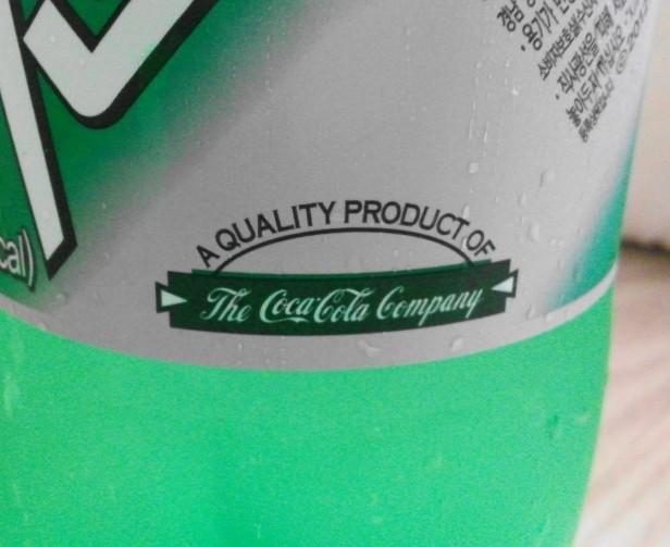 Kin Cider Branding - Coca Cola Korea