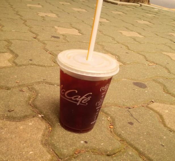 Iced Coffee Full - McDonalds Korea