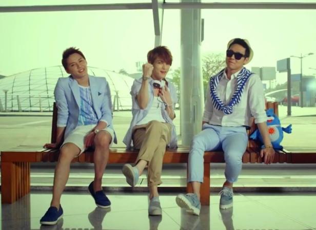 JYJ Group - JYJ Only One MV