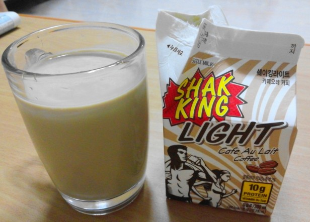 Shak King Light Coffee