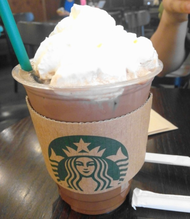 Starbucks Coffee with Cream