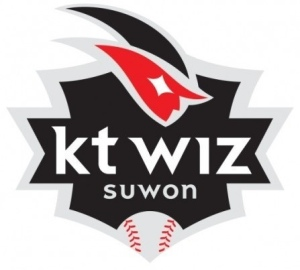 Suwon KT Wiz Baseball Team emblem