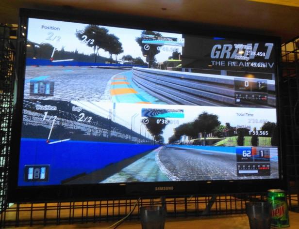 Pulsa Bang Playstation Cafe - Gran Turismo