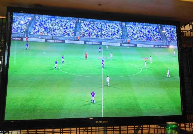Pulsa Bang Playstation Cafe - Pro Evolution