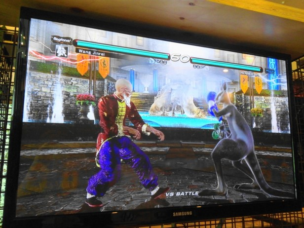 Pulsa Bang Playstation Cafe - Tekken Fight
