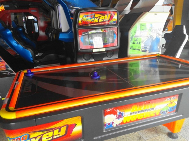 Video Game Arcarde Incheon - Air Hockey