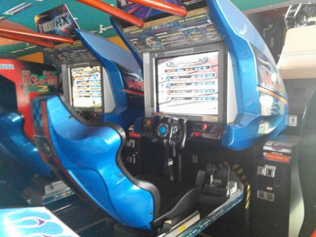 Video Game Arcarde Incheon - Future Driving
