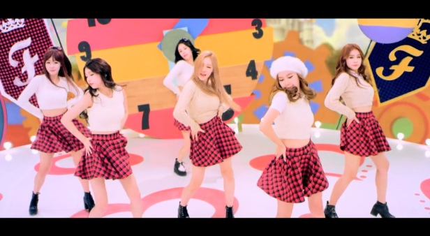 Fiestar I Don't Know - Group