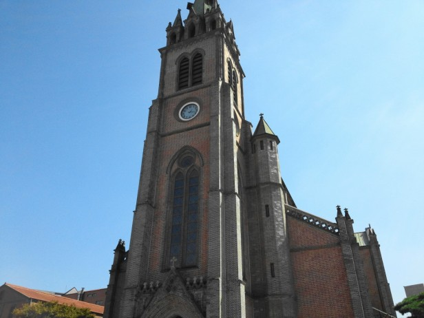 Myeongdong Cathedral in Seoul - 2