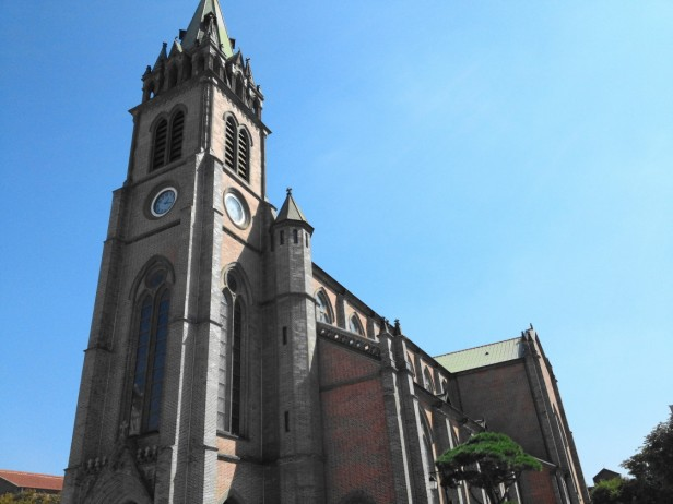 Myeongdong Cathedral in Seoul - 4