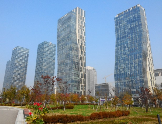 Songdo Central Park View