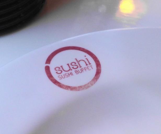 Sushi O Hongdae Sushi Buffet - Plate Logo
