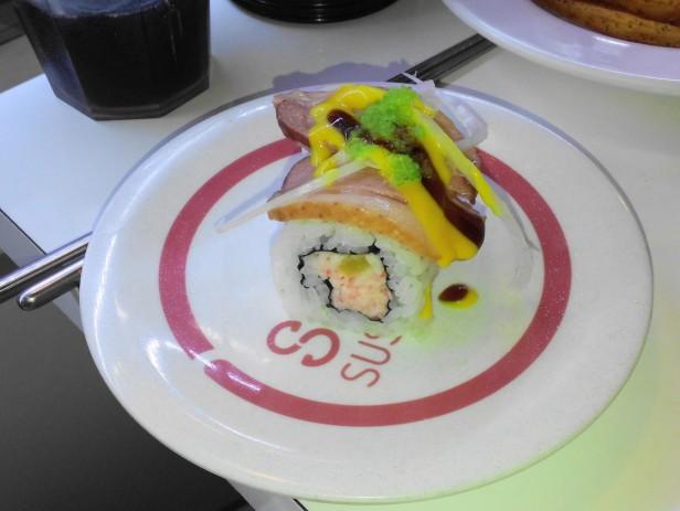 Sushi O Hongdae Sushi Buffet - Sushi 2