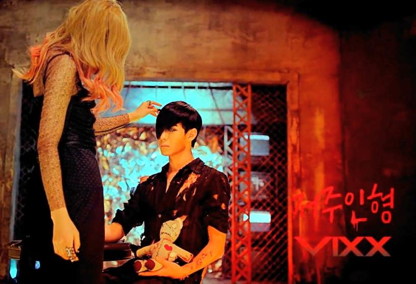 "Voodoo Doll"" by VIXX – KPOP Song of the Week – Modern Seoul"