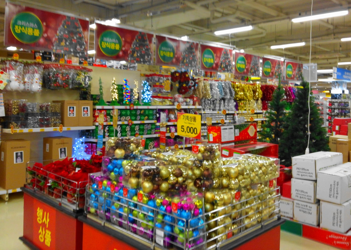 Daiso and Homeplus Christmas Shopping Selections – Modern ...