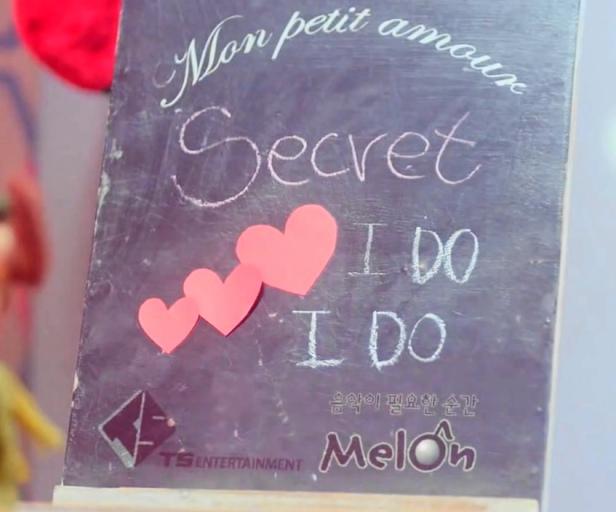 Secret I Do I DO - Banner 1