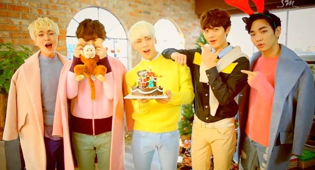 SHINee Colorful - Group