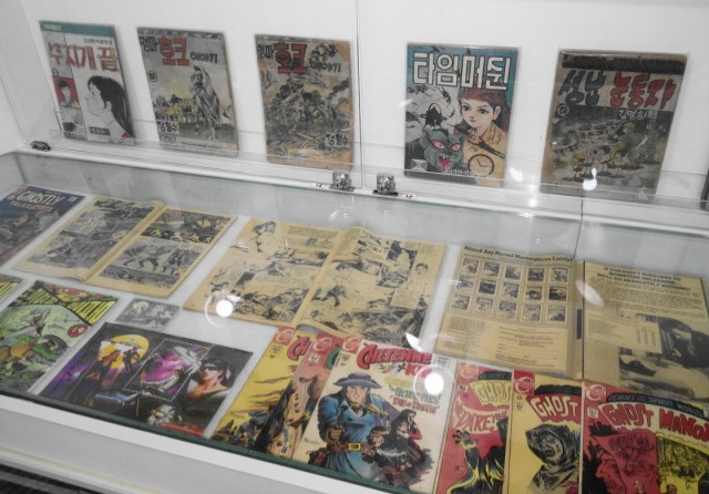 Classic Korean Comics - Manhwa