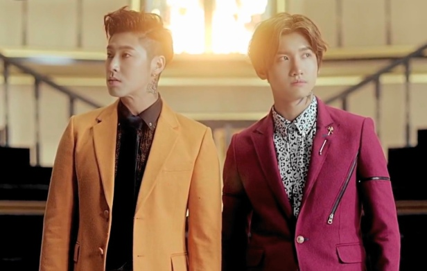 TVXQ Something - Group